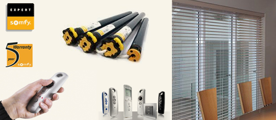 East Rand Blinds Motorization